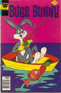 Cover Thumbnail for Bugs Bunny (Western, 1962 series) #187 [Whitman Variant]