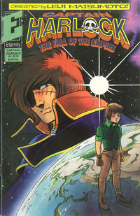 Cover Thumbnail for Captain Harlock: Fall of the Empire (Malibu, 1992 series) #4