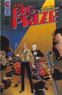 Cover Thumbnail for The Big Prize (Malibu, 1988 series) #1