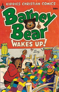 Cover Thumbnail for Barney Bear Wakes Up (Fleming H. Revell Company, 1977 series)  [39¢ Cover Price]