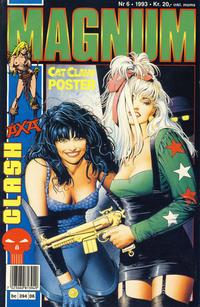 Cover Thumbnail for Magnum (Bladkompaniet / Schibsted, 1988 series) #6/1993