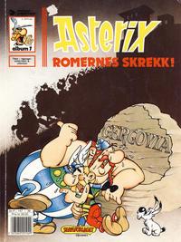 Cover Thumbnail for Asterix (Hjemmet / Egmont, 1969 series) #7 - Romernes skrekk! [9. opplag]