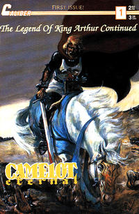 Cover Thumbnail for Camelot Eternal (Caliber Press, 1990 series) #1