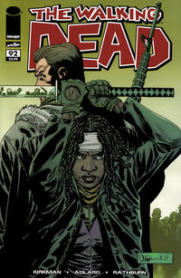 Cover Thumbnail for The Walking Dead (Image, 2003 series) #92