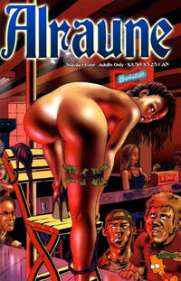 Cover Thumbnail for Alraune (Fantagraphics, 2001 series) #4