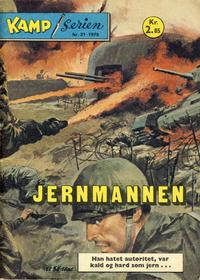 Cover Thumbnail for Kamp-serien (Serieforlaget / Se-Bladene / Stabenfeldt, 1964 series) #21/1976