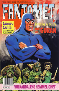 Cover Thumbnail for Fantomet (Semic, 1976 series) #2/1990