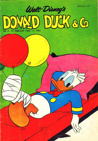Cover Thumbnail for Donald Duck & Co (Hjemmet / Egmont, 1948 series) #8/1964