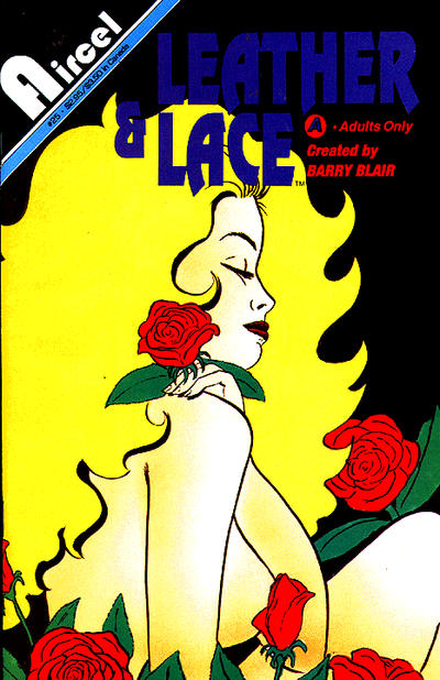 Cover for Leather & Lace (Malibu, 1989 series) #25