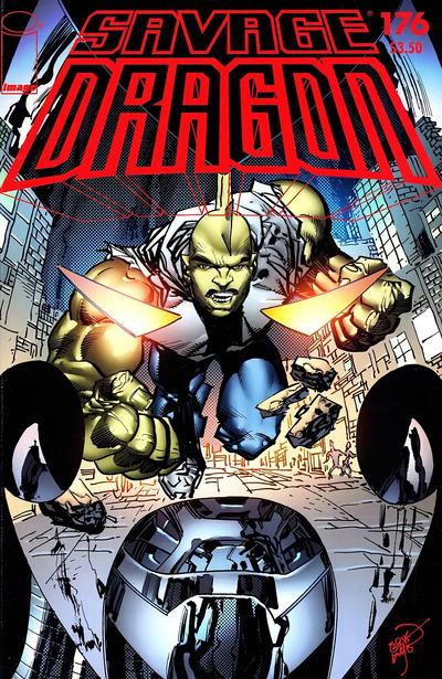 Cover for Savage Dragon (Image, 1993 series) #176