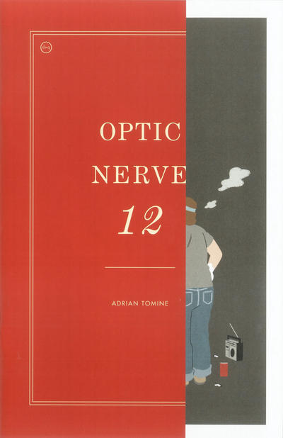 Cover for Optic Nerve (Drawn & Quarterly, 1995 series) #12