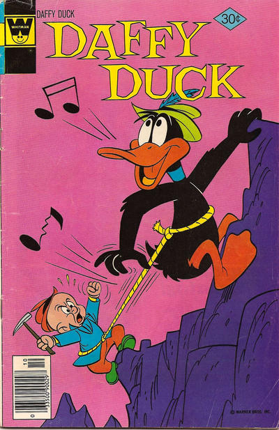 Cover for Daffy Duck (Western, 1962 series) #111 [Whitman Variant]