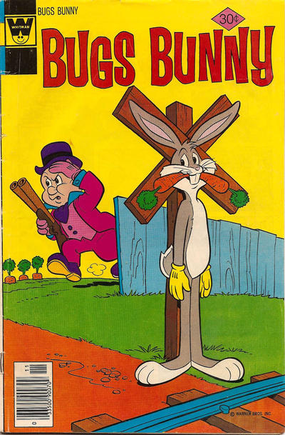Cover for Bugs Bunny (Western, 1962 series) #190 [Whitman Variant]