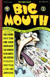 Cover for (You and Your) Big Mouth (Starhead Comix, 1992 series) #1