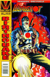Cover for Bloodshot (Acclaim / Valiant, 1993 series) #30 [Newsstand Edition]