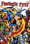 Cover for Fantastic Four by John Byrne Omnibus (Marvel, 2011 series) #1