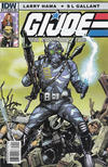 Cover for G.I. Joe: A Real American Hero (IDW, 2010 series) #172 [Cover B]