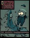 Cover for Dystopik Snoman: The Kolektiv Unkonsciousness (Slave Labor, 1994 series) #1