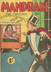 Cover for Mandrake the Magician (Yaffa / Page, 1964 ? series) #26