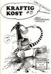 Cover for Kraftig kost (Norsk Tegneserieforum, 1985 series) #5