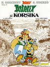 Cover Thumbnail for Asterix (1969 series) #20 - Asterix på Korsika [6. opplag]