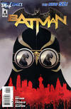 Cover for Batman (DC, 2011 series) #4 [Direct Sales]