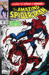 Cover for The Amazing Spider-Man (Marvel, 1963 series) #361 [Direct]
