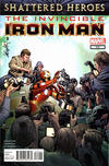 Cover for Invincible Iron Man (Marvel, 2008 series) #510