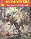 Cover for De Partners (Oberon, 1979 series) #11 - Het loon van de wraak