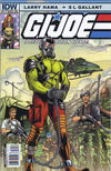 Cover Thumbnail for G.I. Joe: A Real American Hero (2010 series) #172 [Cover B]