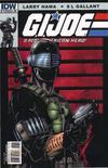 Cover Thumbnail for G.I. Joe: A Real American Hero (2010 series) #169 [Cover B]