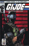 Cover for G.I. Joe: A Real American Hero (IDW, 2010 series) #169 [Cover B]