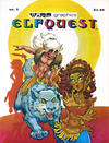 Cover for ElfQuest (WaRP Graphics, 1978 series) #2 [$1.00 first printing]
