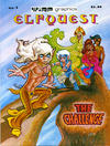 Cover for ElfQuest (WaRP Graphics, 1978 series) #3 [$1.00 first printing]