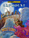 Cover for ElfQuest (WaRP Graphics, 1978 series) #4 [$1.00 first printing]