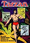 Cover for Tarzan   Das große Tarzan-Buch (BSV - Williams, 1972 series) #2