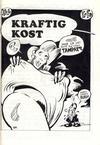 Cover for Kraftig kost (Norsk Tegneserieforum, 1985 series) #10