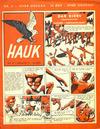 Cover for Hauk (Serieforlaget / Se-Bladene / Stabenfeldt, 1955 series) #8/1957