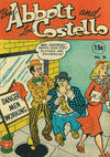 Cover for Bud Abbott and Lou Costello (Yaffa / Page, 1967 ? series) #26
