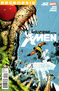 Cover Thumbnail for Wolverine & the X-Men (Marvel, 2011 series) #2
