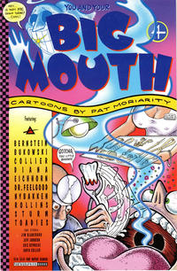 Cover Thumbnail for (You and Your) Big Mouth (Fantagraphics, 1993 series) #4