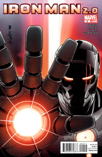 Cover Thumbnail for Iron Man 2.0 (Marvel, 2011 series) #9