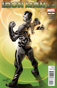 Cover Thumbnail for Iron Man 2.0 (Marvel, 2011 series) #10