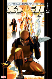 Cover Thumbnail for Ultimate Comics X-Men (Marvel, 2011 series) #1 [Non-Polybagged Edition]
