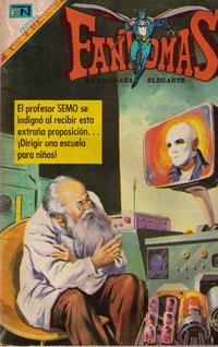 Cover Thumbnail for Fantomas (Editorial Novaro, 1969 series) #2