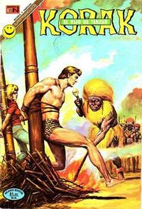 Cover Thumbnail for Korak (Editorial Novaro, 1972 series) #3