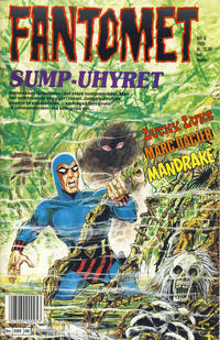 Cover Thumbnail for Fantomet (Semic, 1976 series) #6/1990