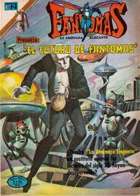 Cover Thumbnail for Fantomas (Editorial Novaro, 1969 series) #206