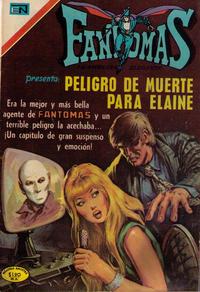 Cover Thumbnail for Fantomas (Editorial Novaro, 1969 series) #65
