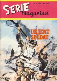Cover Thumbnail for Seriemagasinet (Serieforlaget / Se-Bladene / Stabenfeldt, 1951 series) #3/1969